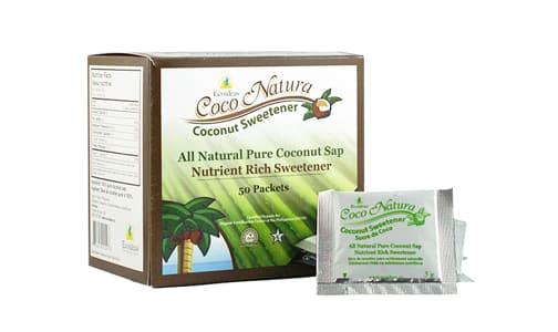 Organic Coco Natura - Coconut Sugar (Sachets)- Code#: SA7249