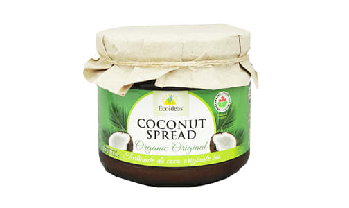 Organic Cocoa Natura - Coconut Spread- Code#: SA7252