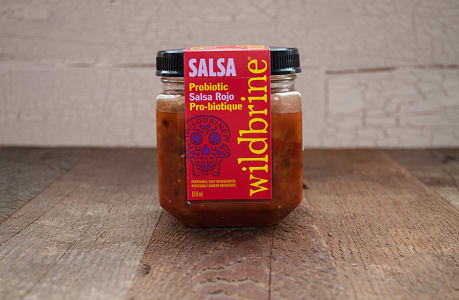 Fermented Salsa Rojo- Code#: SA740
