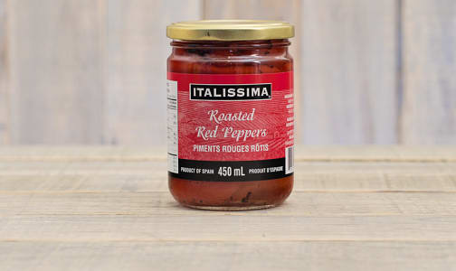 Roasted Red Peppers- Code#: SA792