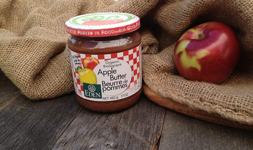 Organic Apple Butter- Code#: SA8033
