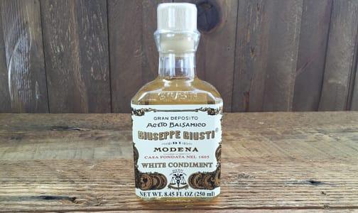 Giusti White Balsamic Vinegar Modena- Code#: SA8051