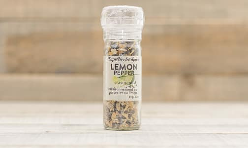 Lemon Pepper Seasoning- Code#: SA8519
