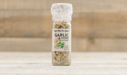 Garlic & Herb Seasoning- Code#: SA8532