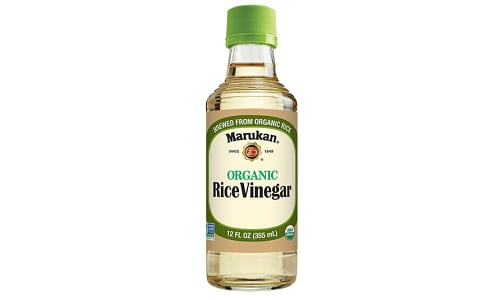 Organic Rice Vinegar- Code#: SA904