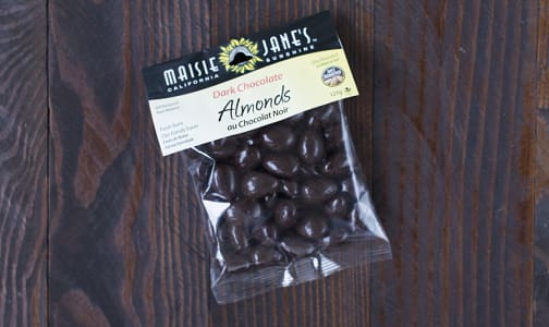 Dark Chocolate Almonds- Code#: SN0030