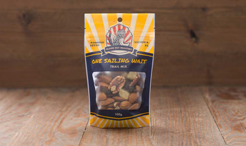 'One Sailing Wait' - Fresh Roasted Trail Mix- Code#: SN0046