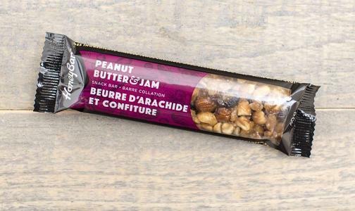 Peanut Butter & Jam Bar- Code#: SN0149