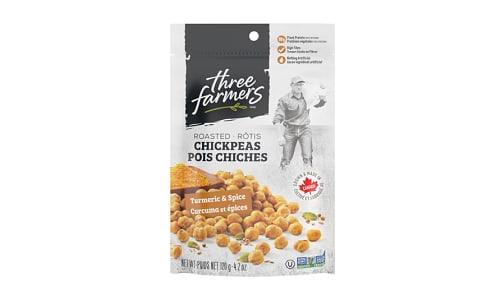 Roasted Chickpeas, Tumeric & Spice- Code#: SN0186