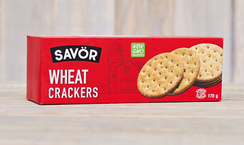 Wheat Crackers- Code#: SN0217