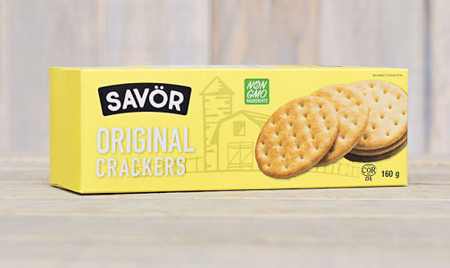 Original Crackers- Code#: SN0218