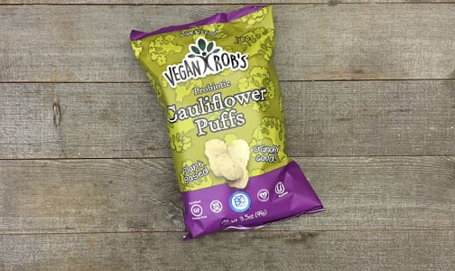 Probiotic Cauliflower Puffs- Code#: SN0231