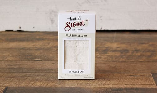 Organic Vanilla Bean Mashmallows- Code#: SN0289