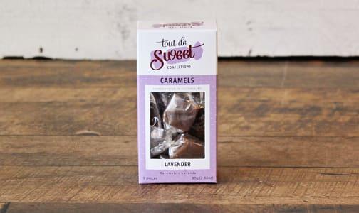 Organic Lavender, Caramels- Code#: SN0292