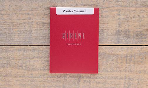 Winter Warmer Chocolate Bar- Code#: SN0315