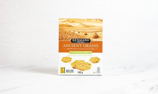 Ancient Cracker - Parmesan- Code#: SN0335