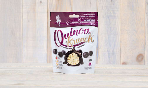 Dark Chocolate Quinoa Puffs- Code#: SN0347