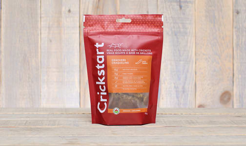 Organic Chili Crackers- Code#: SN0348