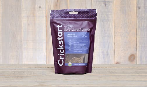 Organic Olive Crackers- Code#: SN0349