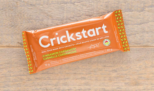 Organic Cinnamon Cardamom Bar- Code#: SN0351