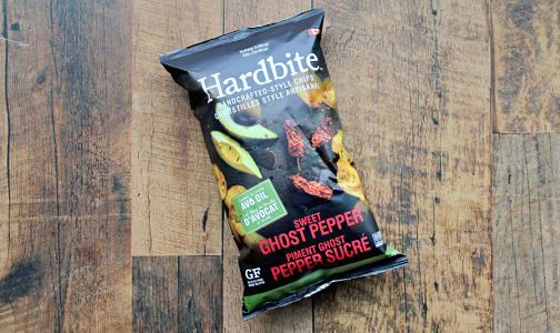 Avocado Oil Sweet Ghost Pepper Chips- Code#: SN0355