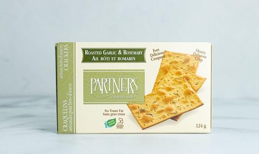 Hors D'Oeuvre - Garlic & Rosemary- Code#: SN0389
