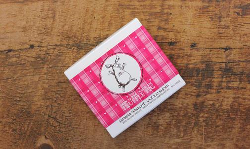 Truffle Pig Valentine's Assorted Chocolate Gift Box- Code#: SN0409