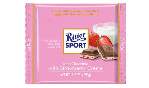 Strawberry Crème Chocolate Bar- Code#: SN0409