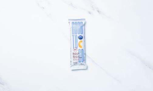 Organic Blueberry Cashew Keto Bar- Code#: SN0449