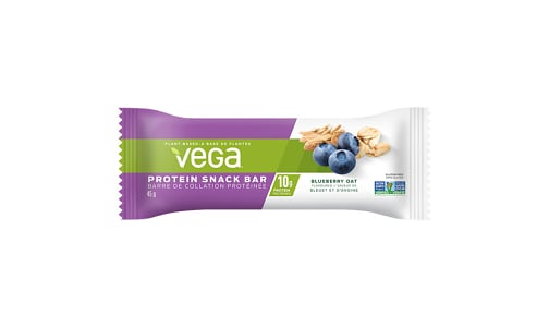 Blueberry Oat Snack Bar- Code#: SN0507