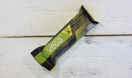 Crunchy Peanut Butter Sport Bar- Code#: SN0509