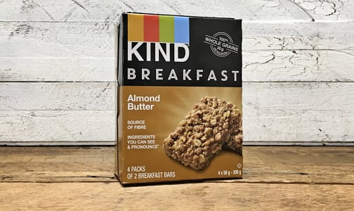 Breakfast Bar Almond Butter- Code#: SN0526