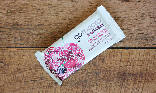 Organic Cherries & Berries Bar- Code#: SN0558