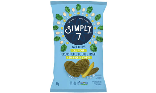Dill Pickle Kale Chips- Code#: SN0583