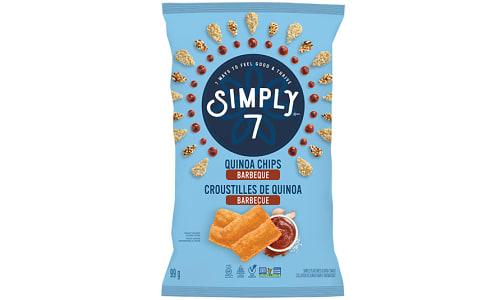 BBQ Quinoa Chips- Code#: SN0590