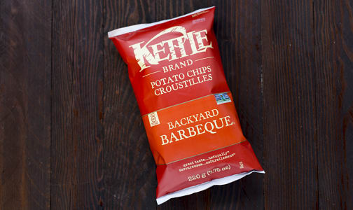 Backyard Barbeque Chips- Code#: SN059