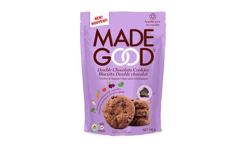 Organic Crunchy Cookies - Double Chocolate- Code#: SN0618