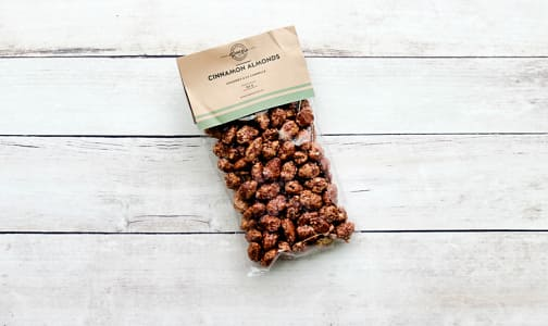 Cinnamon Almonds- Code#: SN0641
