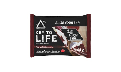 Keto Bar - Red Velvet- Code#: SN0749