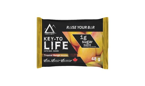 Keto Bar - Tropical Mango- Code#: SN0768