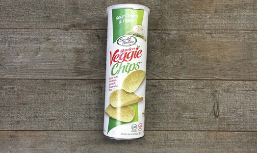 Veggie Chips - Sour Cream & Onion- Code#: SN0802