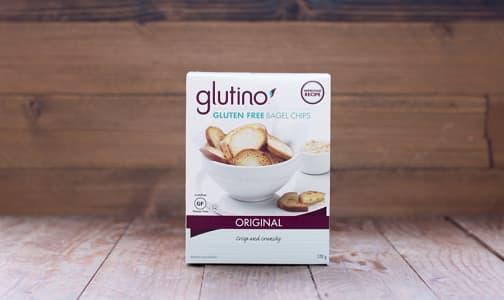 Bagel Chips - Gluten Free- Code#: SN082