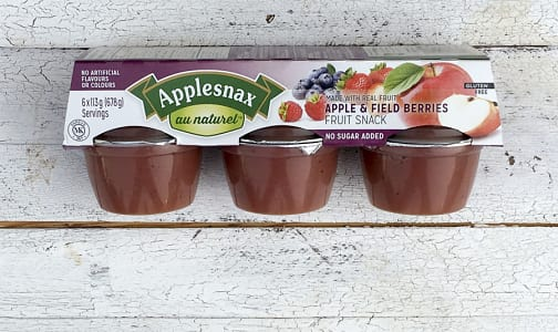 Apple & Field Berry Cups- Code#: SN090