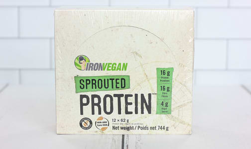 Sprouted Protein Bar - Coconut Cashew - Case - Code#: SN0953