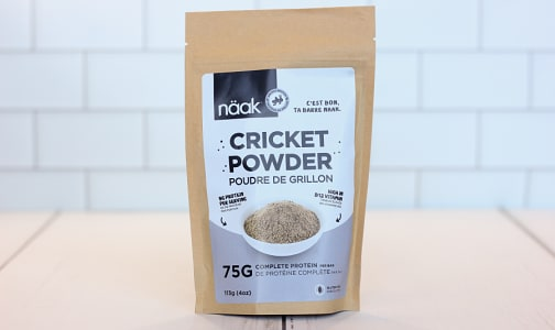 Cricket Protein Powder- Code#: SN0988