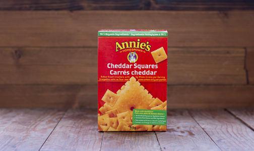 Organic Cheddar Squares- Code#: SN098