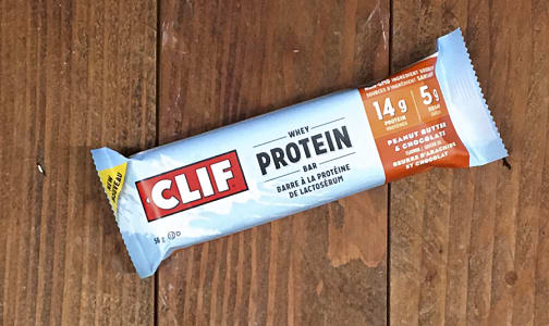 Peanut Butter & Chocolate Whey Protein Bar- Code#: SN0998
