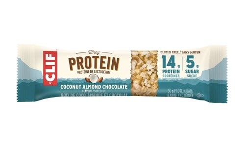 Coconut Almond Chocolate Whey Protein Bar- Code#: SN0999