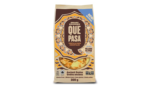 Organic Ancient Grain Tortilla Chips- Code#: SN1052