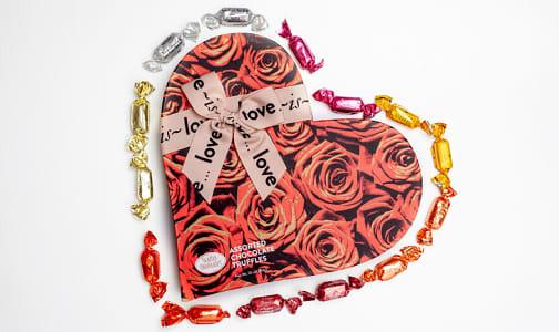 Romeo & Juliet Heart Box of Chocolates- Code#: SN1073